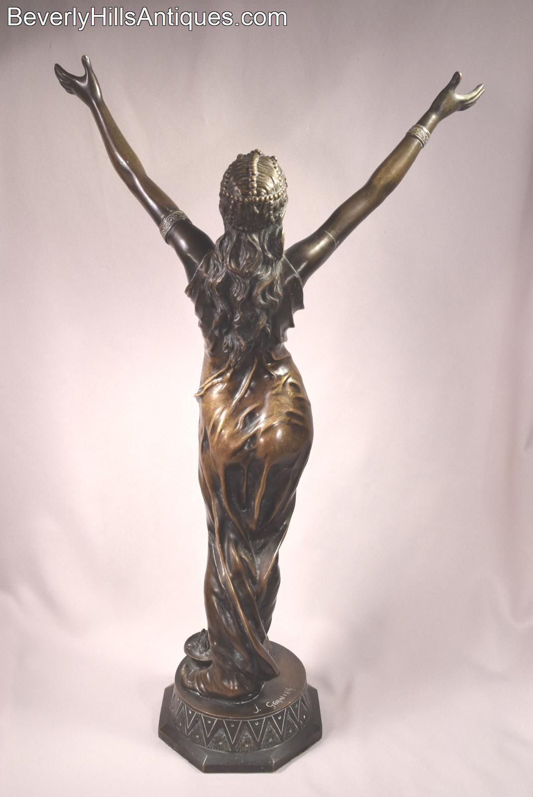 sculpture j garnier